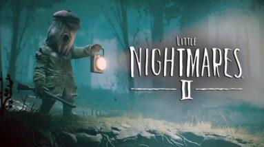LITTLE NIGHTMARES II - Jogo de TERROR e SUSPENSE Incrível | O Início de Gameplay, em Português PT-BR