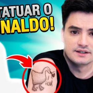 2 MILHÕES DE LIKES - EU TATUO O REGINALDO