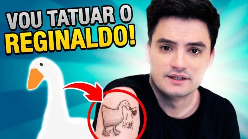 2 MILHÃ•ES DE LIKES - EU TATUO O REGINALDO