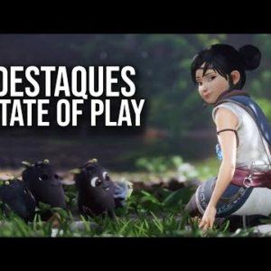 5 DESTAQUES do State of Play de Fevereiro de PLAYSTATION!