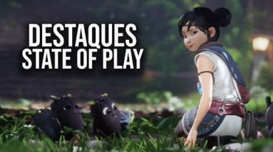 5 DESTAQUES do State of Play de Fevereiro de PLAYSTATION!