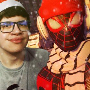 APELÃO DEMAIS SE É LOCO! - Spider-Man Miles Morales (PS5)
