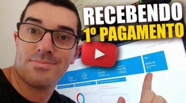 Como Receber o Primeiro Pagamento da Monetização do youtube?