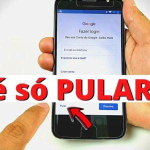 Desbloquear Conta Google Moto G5s Plus Método Atualizado