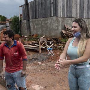 Dia de entrega em urupá Rondônia..