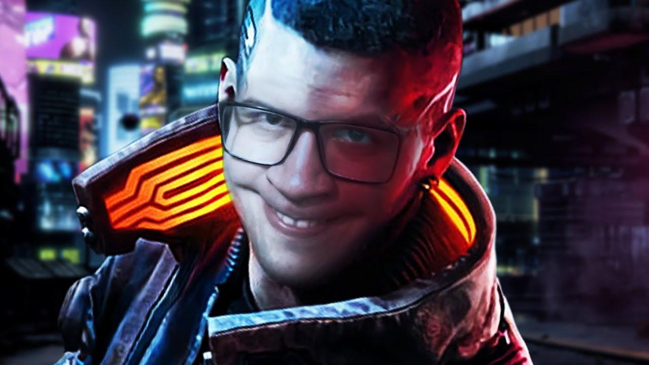 É MUITO TIRO EM NIGHT CITY! – Cyberpunk 2077