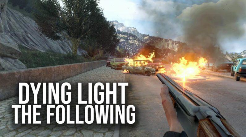 Em Busca de um CARRO | Dying Light The Following