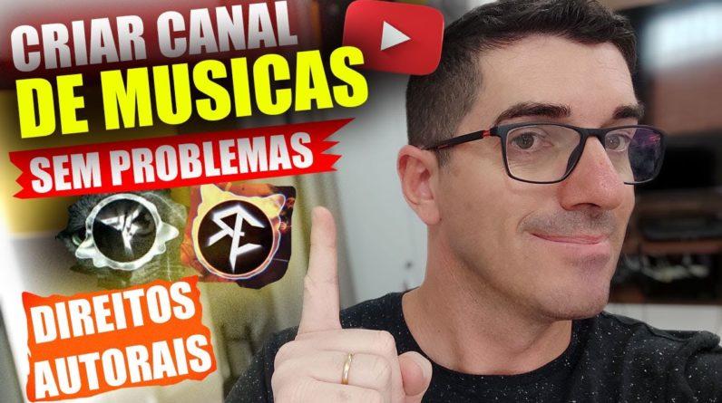 Como Ganhar dinheiro no Youtube com Músicas   sem problemas de Direitos autorais