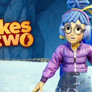 IT TAKES TWO #13 - Crônicas de Gelo e Neve! | Coop com @MaxMRM GAMEPLAY