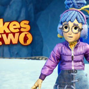 IT TAKES TWO #13 - Crônicas de Gelo e Neve! | Coop com @MaxMRM GAMEPLAY