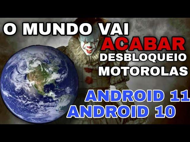 incrível? conta Google moto g8/ g8 power/ power lite/ g8 Plus/ g9/  e todos nos Android 11 ou 10/