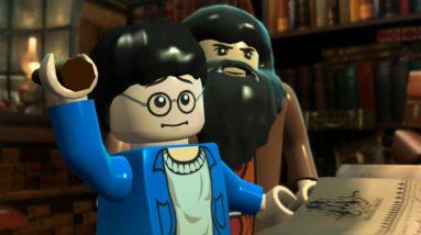 LEGO Harry Potter - Descobrindo o Beco Diagonal! | Início de Gameplay
