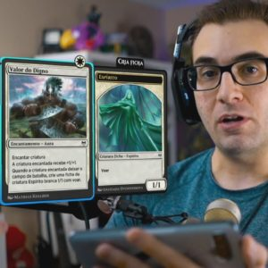 Magic The Gathering de GRAÇA no CELULAR!? | MTG Arena Mobile Gameplay!