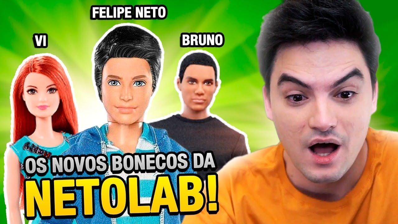 """NÃ""""S VIRAMOS BONECAS BARBIE!"""