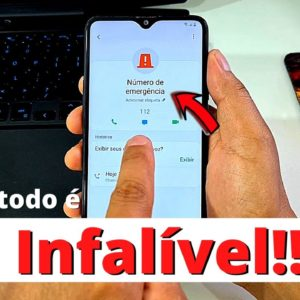 Desbloquear Conta Google A20s A207M Android 9, Android 10, Sem Chip, Sem Fone, Downgrade!!!