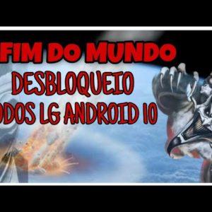REMOÇÃO DA CONTA GOOGLE FRP BYPASS TODOS OS LG ANDROID 10 CRÉDITOS RAPOSO INFOCELL