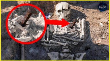 Os arqueólogos não conseguem explicar isso para o mundo!