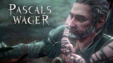 PASCAL'S WAGER - Ótimo Soulslike de Celular!?   Início de Gameplay em Português - Jogo Mobile