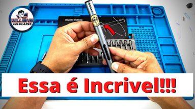 Parafusadeira elétrica Incrível AFR MPE-200, MPE-100 Essa eu Recomendo