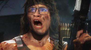 RAMBO GROSSO! - Mortal Kombat 11