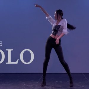 SOLO 【JENNIE】 Dance Cover by A-YEON