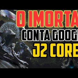 método imortal / remover conta Google j2 core / sem chip Android 8.1/ 100% gostoso