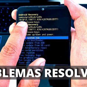 Como Formatar SAMSUNG S20 / S20+ / S20 ULTRA - Hard Reset Desbloquear Formatar (Remover Senha)