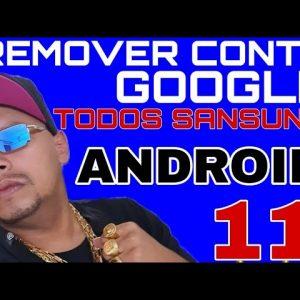 desbloqueio conta Google todos os Samsung nos  Android 11