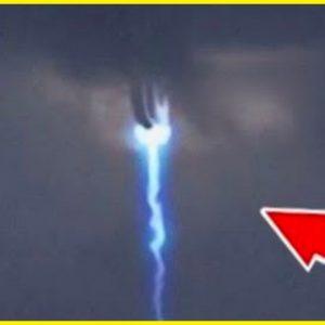 Eles capturaram este incrível fenômeno no céu!