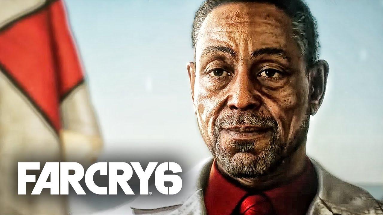 FAR CRY 6 РNovas Informa̵̤es e Gameplay!