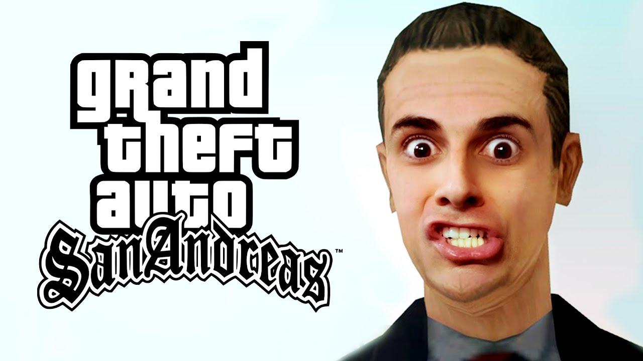 GTA San Andreas #22 – Ryder FUGIU de Barco!