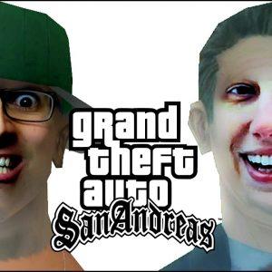 GTA San Andreas #25 - Voando BAIXO... Até Demais!