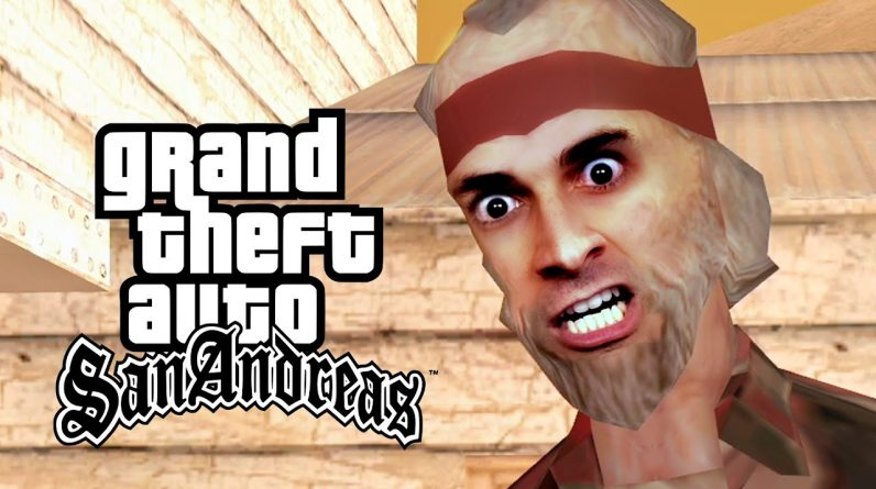 GTA San Andreas #26 - Truth Mandou a REAL!