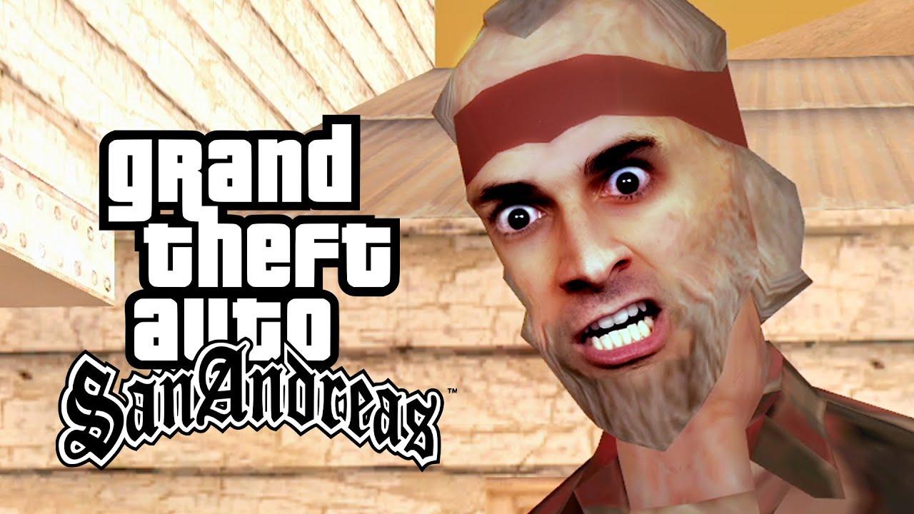 GTA San Andreas #26 – Truth Mandou a REAL!