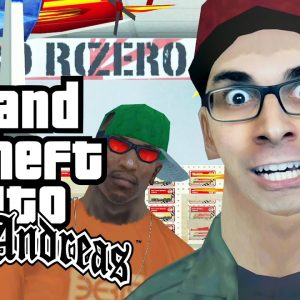 GTA San Andreas #27 - As Missões do ZERO!!!