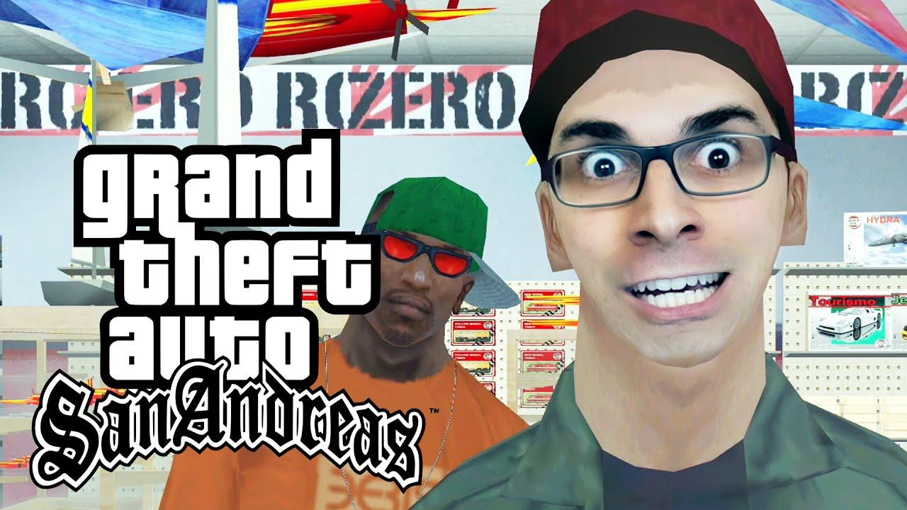 GTA San Andreas #27 РAs Miss̵es do ZERO!!!
