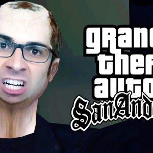 GTA San Andreas #29 - Britânicos PERDIDOS no Deserto!