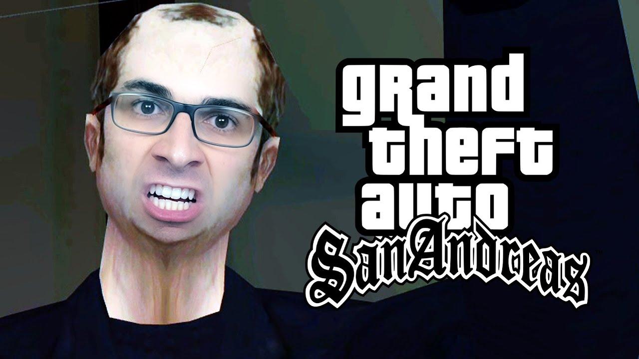GTA San Andreas #29 РBrit̢nicos PERDIDOS no Deserto!