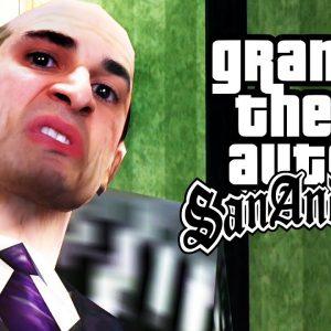 GTA San Andreas #31 - Madd Dogg e Assalto Aéreo!
