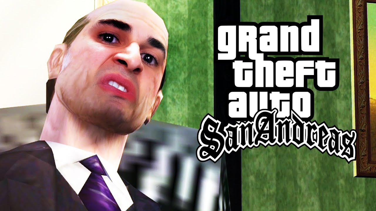 GTA San Andreas #31 РMadd Dogg e Assalto A̩reo!