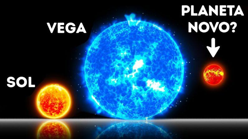 Os Astrônomos Descobriram um Novo Planeta Escaldante