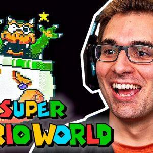 SUPER MARIO WORLD #10 - O FINAL... Conseguimos as 96 Saídas!?