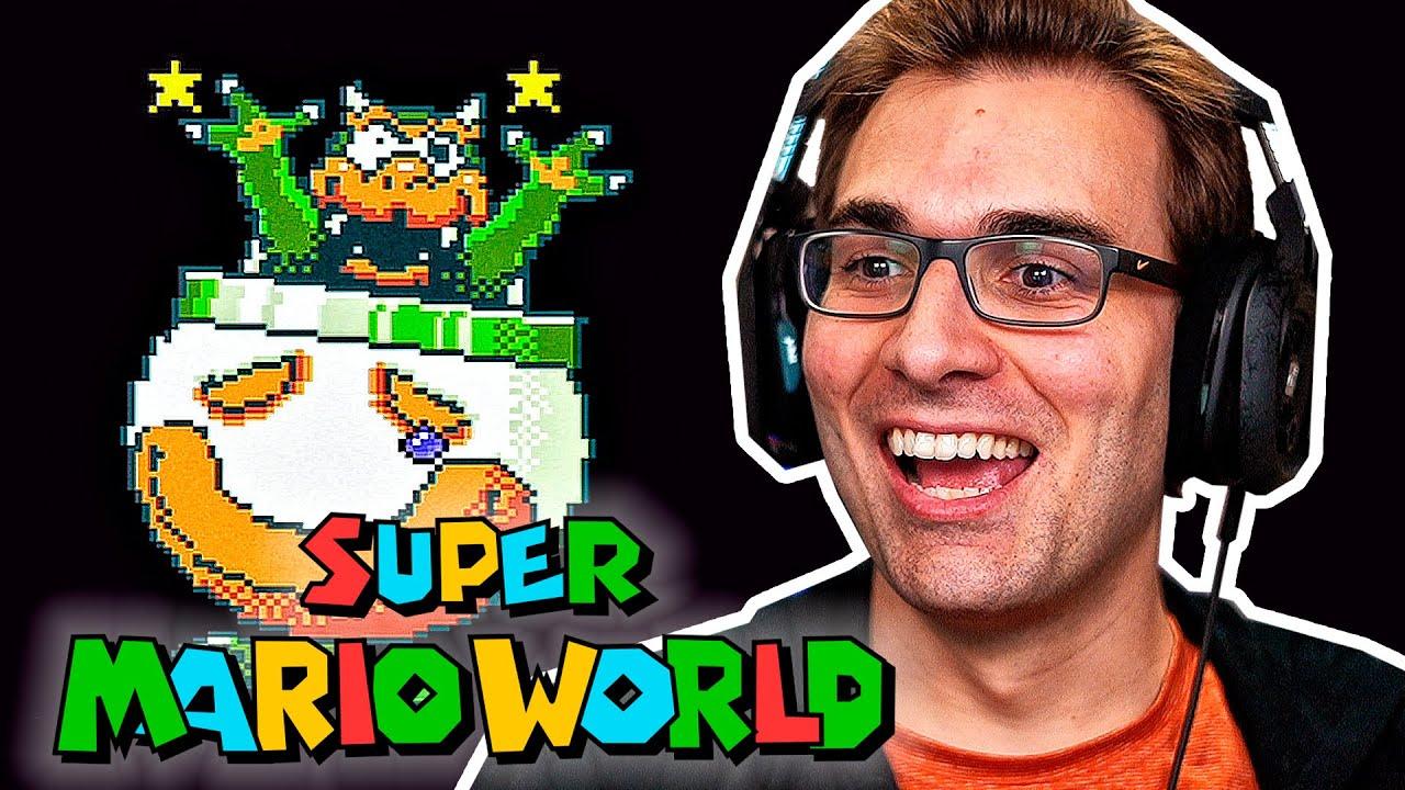 SUPER MARIO WORLD #10 – O FINAL… Conseguimos as 96 Saídas!?