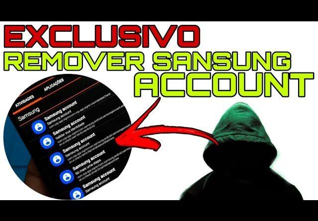 remover Samsung account todos os Samsung quando não aparece só mais uma etapa / atualizado 100%