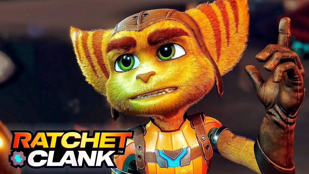 RATCHET & CLANK: RIFT APART #2 РDe Fato ̩ OUTRA Dimenṣo!!!   PS5 Gameplay em Portugu̻s PT-BR