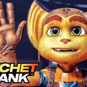 RATCHET & CLANK: RIFT APART | Em Outra Dimensão - Início de Gameplay | Português PT-BR Exclusivo PS5