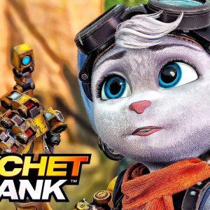 RATCHET & CLANK: RIFT APART #4 - Um Planeta INCRÍVEL!!! | PS5 Gameplay em Português PT-BR