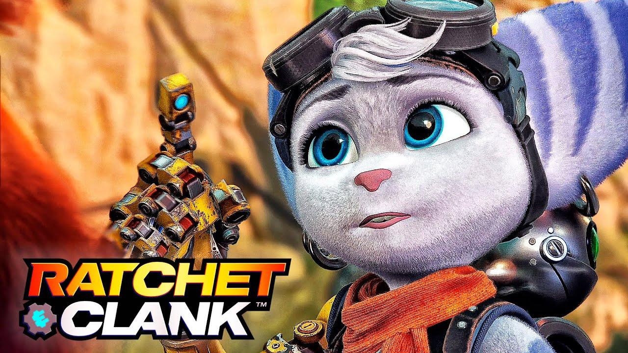RATCHET & CLANK: RIFT APART #4 – Um Planeta INCRÍVEL!!! | PS5 Gameplay em Português PT-BR
