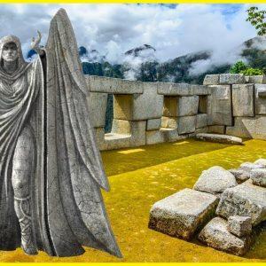 Eles revelaram um segredo INCRÍVEL em Machu Picchu!