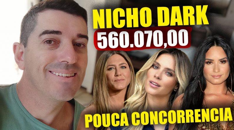 560.070,00 Com Canal sem Aparecer Canal Dark de Celebridades como ganhar dinheiro no youtube